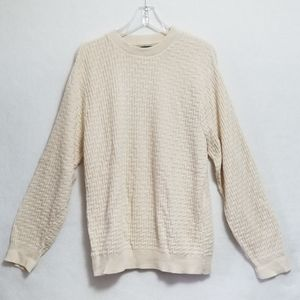 Vintage Oversized Oscar De La Renta Dad Sweater